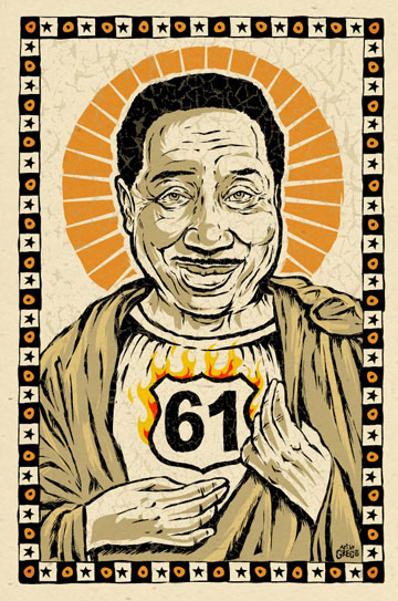 "McKinley ""Muddy Waters"" Morganfield"